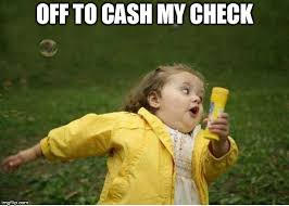 Check In Meme - payday imgflip