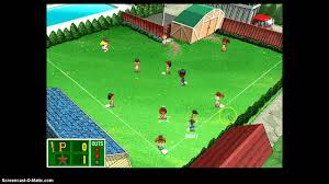 backyard baseball 2003 gameplay pt1 youtube