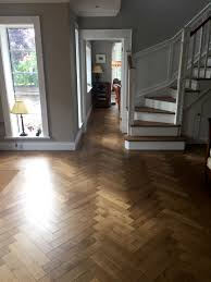 Herringbone Laminate Flooring Uk Oak Herringbone Blocks Parquet Wood Flooring European Oak