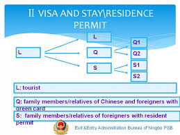Invitation Letter Hotel Reservation ministry of foreign affairs notice spells out china s new visa