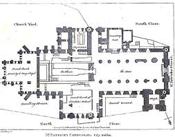 cathedral floor plan st nicholas center