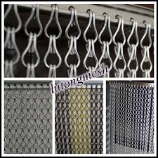 Chain Mail Curtain Chain Curtain For Door Decorate The House With Beautiful Curtains