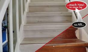 treppe streichen treppe renovieren jpg