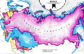 Map Of Russia And Europe by Map Of Methodist Churches In Russia And Eastern Europe As Of 1993