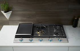 Gas Countertop Range Kitchen Cooktops 36