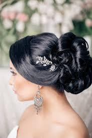 chignon mariage 55 idées romantiques de coiffure mariage cheveux longs