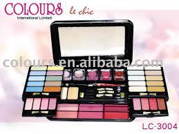 l 39 oreal paris color harmony make up palette brunettes big make up kit le chic 3004 s big make up kit