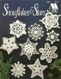 87 best crocheted snowflakes patterns images on