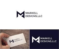 bold feminine logo design for mark d u0027 u0027ortenzio by ian balane