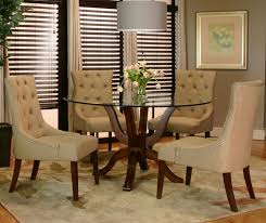 leather dining room chair shocking cream leather dining room chairs classy decoration image of