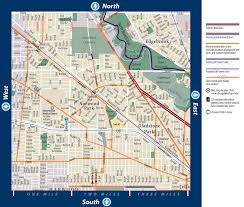 Ward Map Chicago by Streets For Cycling