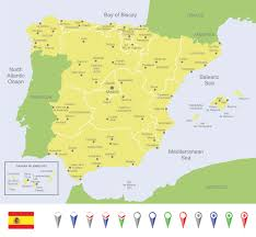 Majorca Spain Map by Photo Detailed Map Of Spain Showing Catalonia Abc News