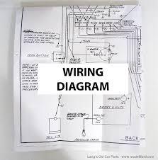 model t wiring diagram 5039
