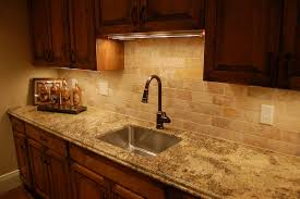 travertine tile kitchen backsplash backsplash for kitchens fantastic kitchen features navy blue