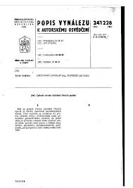 spojek u2014 značka u2014 databáza patentov slovenska