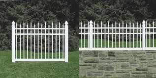 wrought iron fence cost garden design