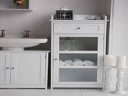 white gloss freestanding bathroom cabinet memsaheb net