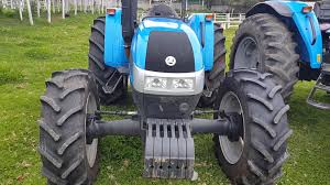 cliente muestra su tractor landini technofarm dt85 youtube