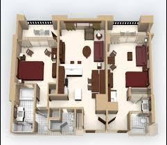 grand californian suites floor plan of disney vacation club rooms on disney pix