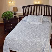 Comforter Sets Made In Usa Americana Matelasse Bedspread Made In Usa By Maine Heritage Weavers