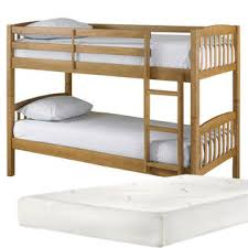 Essential Home Bunk Bed With Mattress Bundle Home Furniture - Essential home bunk bed
