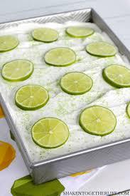 Halloween Poke Cake by Lime Poke Cake An Easy Springtime Dessert