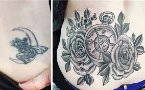 24 tattoo cover up before and afters that prove ink isn u0027t always
