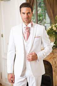 lavalli re mariage costume de cérémonie de mariage blanc avec gilet chemise col