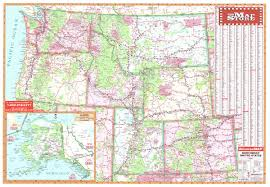 map usa northwest closeup usa northwest map pnaa usa regional maps to