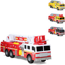tonka titans fire engine in colors red white yellow red yellow