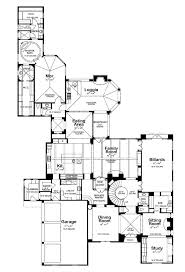 Large 1 Story House Plans 23 Best Floor Plans Front U0026 Rear Elevations Architectural