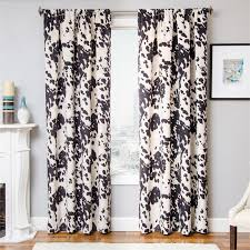 Blackout Curtains 120 Inches Long Palisade Curtain Panel Ready Made Drapes Made In The Usa