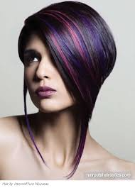why do my lowlights fade hairstylegalleries com edgy purple hair highlights see and i want something i can add