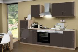 Kueche Mit Elektrogeraeten Guenstig Einzigartig Küche 280 Cm Küchenzeile Husum Mit E Geräten Breite