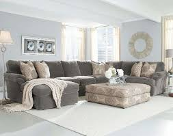 Cheap Large Sectional Sofas Living Room Large Sectional Sofa With Ottoman Tags Awesome