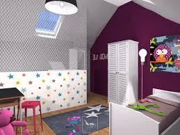 chambre bébé mansardée décoration deco chambre mansardee fille 71 lille 09581635
