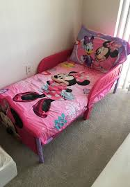 minnie mouse toddler bed with bed set and mattress baby u0026 kids
