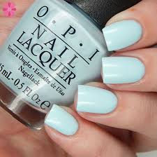 opi light blue nail polish opi spring 2016 soft shades collection cosmetic sanctuary