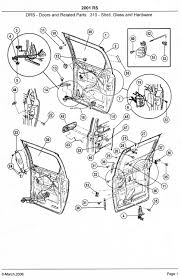 dodge caravan parts diagram 2010 dodge caravan parts diagram