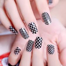 online get cheap square french manicure aliexpress com alibaba