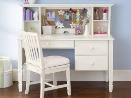 Girls White Desk And Hutch by Interior Home Design