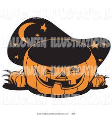 royalty free stock halloween designs of jack o lanterns