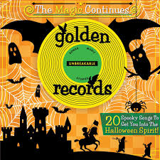golden records spooky halloween hits amazon com music
