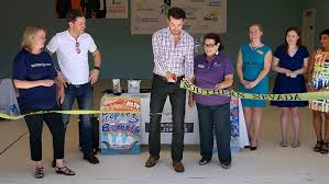hgtv property brothers rtsnv and transition services inc recognize hgtv donation with