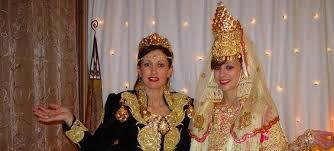 mariage algã rien le mariage algérien une semaine de fête