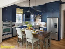 kitchens with oak cabinets and white appliances kitchen blue kitchen cabinets beautiful kitchen paint colors with