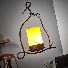 Esszimmer Lampe Kerzen Hängeleuchte Candela Mit Täuschend Echter Kerze Kaufen Lampenwelt De