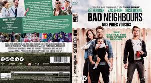 Bad Neighbors Fsk Bad Neighbours R2 Dutch Blu Ray Cover U0026 Label Dvd Covers And Labels