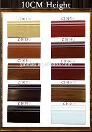 solid teak wood moulding over 10 colors solid wood baseboard
