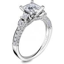 engagement rings images Scott kay princess cut diamond engagement ring h l gross png